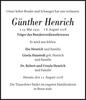 Günther Henrich