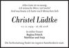 Christel Lüdtke