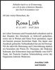 Rosa Lüth