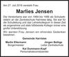 Marlies Jensen