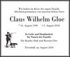 Claus Wilhelm Gloe