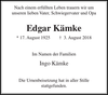Edgar Kämke
