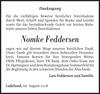 Nomke Feddersen