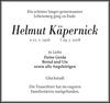 Helmut Käpernick