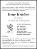Irene Ketelsen