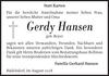 Gerdy Hansen