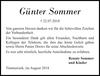 Günter Sommer