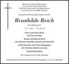Brunhilde Reich
