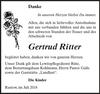 Gertrud Ritter