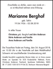 Marianne Berghof