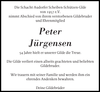 Peter Jürgensen