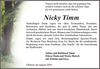Nicky Timm