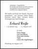 Erhard Weiße