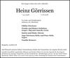Heinz Görrissen