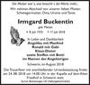 Irmgard Buckentin