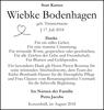 Wiebke Bodenhagen