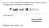 Manfred Melcher