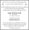 Inge Schönrock