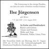 Ilse Jürgensen