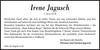 Irene Jagusch