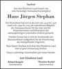 Hans Jürgen Stephan