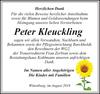 Peter Kleuckling
