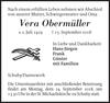 Vera Obermüller