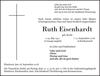 Ruth Eisenhardt