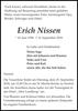 Erich Nissen