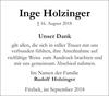Inge Holzinger