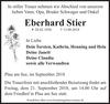 Eberhard Stier