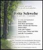 Fritz Schwebe