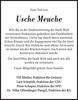Usche Meuche