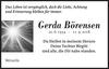 Gerda Börensen