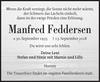 Manfred Feddersen