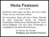 Herta Festesen