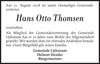 Hans Otto Thomsen