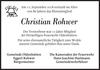 Christian Rohwer