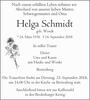 Helga Schmidt