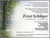 Ernst Schläger