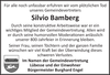Silvio Bamberg