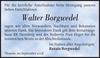 Walter Borgwedel