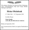 Heinz Oleinitzak