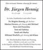 Dr. Jürgen Hennig