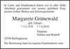 Margarete Grünewald