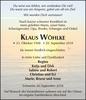 Klaus Wöhl Ke