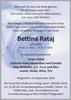 Bettina Rataj