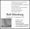 Rolf Ihlenburg