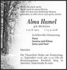 Alma Hamel