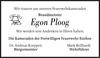 Egon Ploog
